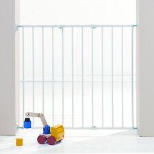 NEW BABYDAN WHITE MULTIDAN SAFETY STAIR BABY GATE (FITS OPENINGS 62.5 - 106.8cm)