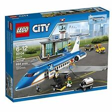 Lego City 60104 Airport Passenger Terminal New Sealed Retired