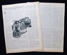 THOMAS HENRY KAVANAGH VC VICTORIA CROSS INDIAN MUTINY 2pp ARTICLE 1901