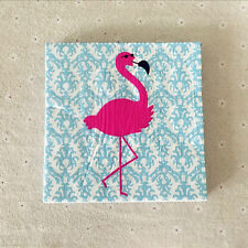 20pcs 33*33cm Greater Flamingo Paper Napkins 100% Virgin Wood Napkin