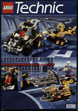 Lego Technic # 8286 3 - in - 1 Car - Bauanleitung (keine Steine!)