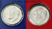2019 P & D Roosevelt Dime Set (2 Coins)  *MINT CELLO*   **FREE SHIPPING**