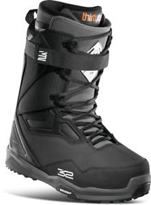 ThirtyTwo TM-2 XLT Diggers Hombre Rígido Snowboard Botas 9 Negro Gris Blanco Nib