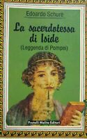 LA SACERDOTESSA DI ISIDE (LEGGENDA DI POMPEI)