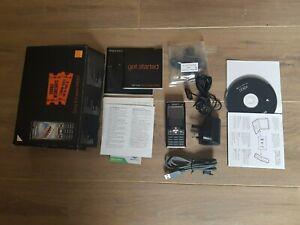 Sony Ericsson Cyber-shot K800i - Black Mobile Phone locked to Orange