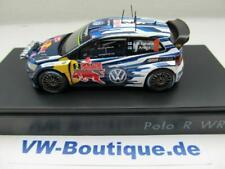 + VOLKSWAGEN VW Polo WRC 1:43  6C1.099.300.B Latvala #2 NEU