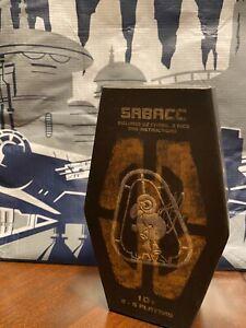 Disney Star Wars: Galaxy's Edge SABACC Cards Deck Box Unopened Brand New