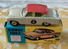 Corgi Toys No. 234 Ford Consul Classic TuTone w/Box