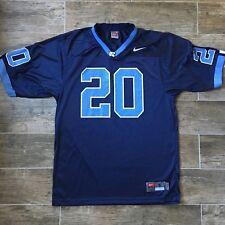 Nike UNC North Carolina Tar Heels Football Jersey #20 Michael Jordan Small EUC