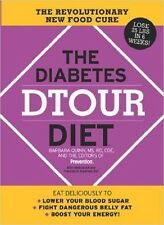 Book - Health - The Diabetes Dtour Diet : The Revolutionary New Food Cure