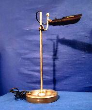VINTAGE LAMPE AJUSTABLE DE MACHINE A COUDRE INDUSTRIELLE SINGER