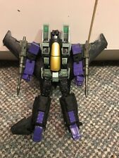 Custom Masterpiece Skywarp MP-11 Mold Transformers made from Acid Storm