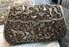 Ladies metal purse NOT sterling silver MOLLY METAL made in Cambodia