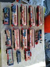 Bachmann Spirit Of America 13 Car HO Train Set