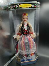Polish Barbie Doll of the World Collection Collector Edition NRFB #18560