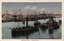 POSTCARD   NETHERLANDS   SCHEVENINGEN   The  Harbour