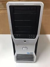 Dell Precision T7500 Xeon X5650 @2.67Ghz 6 Core CPU 24GB MEM 1TB Quadro 4000
