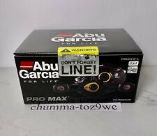 Abu Garcia Pro Max 3-L, Low Profile Baitcast Reel, Brand New Factory Sealed! NWT