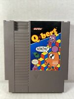 Qbert (Nintendo Entertainment System, 1989)