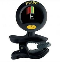 SNARK SN-8 SN8 CHROMATIC CLIP-ON TUNER & METRONOME 4 GUITAR BASS ALL INSTRUMENTS