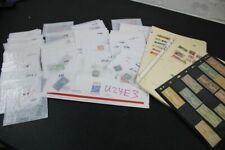 CKStamps : Interesting Most Used US Possession Stamps Collection In pages