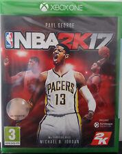 JEU XBOX ONE - NBA 2K 17 neuf sous blister