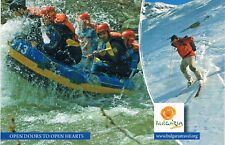 Postal Bulgaria deporte barranquismo Rafting barco barco inflable esquí acuático AK