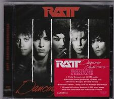 RATT 'DANCING UNDERCOVER' NEW REMASTERED ROCK CANDY 2014  NEW SEALED!
