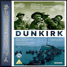 DUNKIRK - A FILM BY LESLIE NORMAN  *** BRAND NEW DVD***