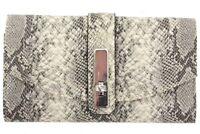 Guess Women's Kingsley Slim Tri-Fold Clutch Wallet