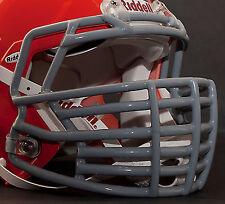 *CUSTOM* CLEVELAND BROWNS Riddell SPEED Football Helmet Facemask - GRAY