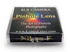 Nikon F Laser Drilled Pinhole Cap