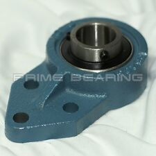 "High Quality!!  UCFB201-08 1/2""  3-Bolt Flange Bearing"