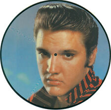 ELVIS PRESLEY Teddy Bear LP RARE VINYL IMPORT PICTURE DISC