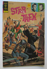 Star Trek #16 (11/72) FN- Painted Cvr/George Wilson-a. Nice!