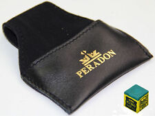 Peradon Leather Chalk Pouch with 1 Free Cube of Green Triangle Chalk