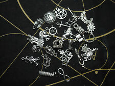 Tarot in a Tin Casting Charms- Divination, Pagan, Wicca, Deck, Cards, Witchcraft