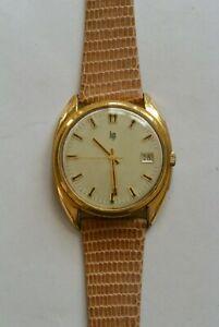 ancienne montre mécanique LIP, vintage, horlogerie, uhr, orologerio , Besançon