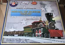 ✅LIONEL MEDAL OF HONOR US MILITARY RR ARMY GENERAL ENGINE TRAIN SET 6-30025 NEW