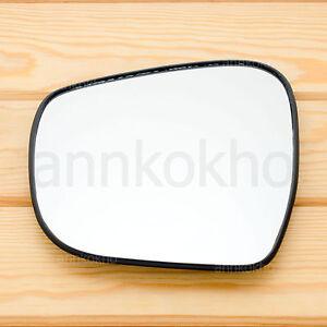 14-17 for Nissan Navara D23 NP300 Frontier side door mirror glass lens left