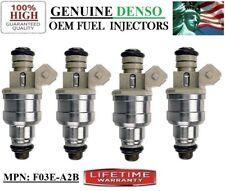 Reman 4x Fuel Injectors OEM DENSO *1988-1993 FORD Mercury Merkur Lincoln 2.3L I4