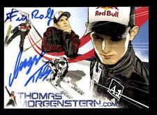 Thomas Morgenstern Autogrammkarte Original Signiert Skispringen + A 166729