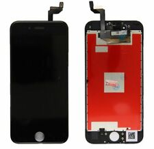 Common quality LCD Digitizer Touch pad + Front panel Glass for iPhone 6S black