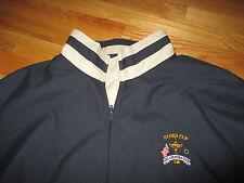 Cutter & Buck 1999 RYDER CUP Country Club BROOKLINE Zippered Golf (XL) Jacket