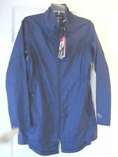 North Face, W MAS WOVEN TRENCH,S/P,Performance Training Jacket,Patriot Blue,Ltwt