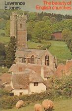 The Beauty Of English Churches(Hardback Book)Lawrence E. Jones-1978-VG