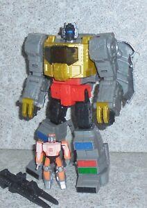Transformers Studio Series GRIMLOCK  WHEELIE Complete Leader Figure 86-06