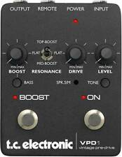 T.C. Electronic VPD1 Vintage Pre-Drive --- NUOVO