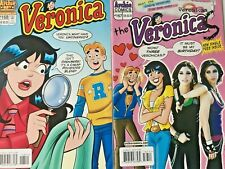 VERONICA. NO'S 167-168. ( 2 ISSUE LOT ) 2006. ARCHIE COMICS.  DAN PARENT.
