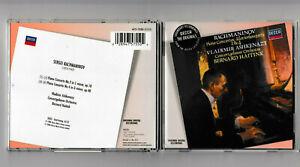 Vladimir Ashkenazy - Rachmaninov Piano Concertos 2 & 4 CD